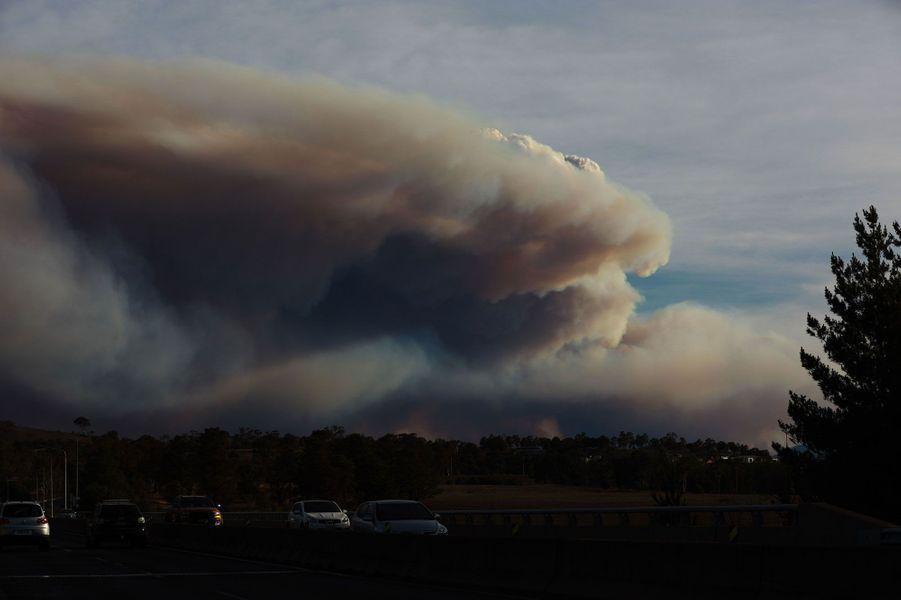 Canberra bat son record de chaleur, avec 42,7°C — Australie
