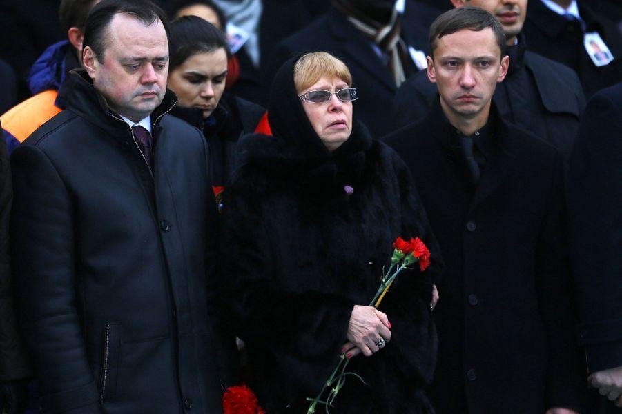 Marina, la veuve ded'Andreï Karlov