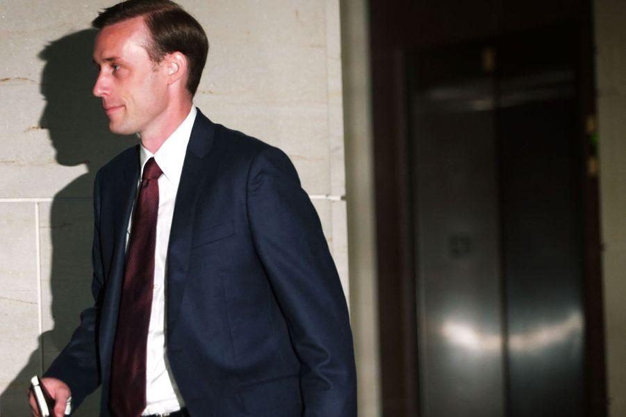 Jake Sullivan, conseiller politique de la campagne d'Hillary Clinton.