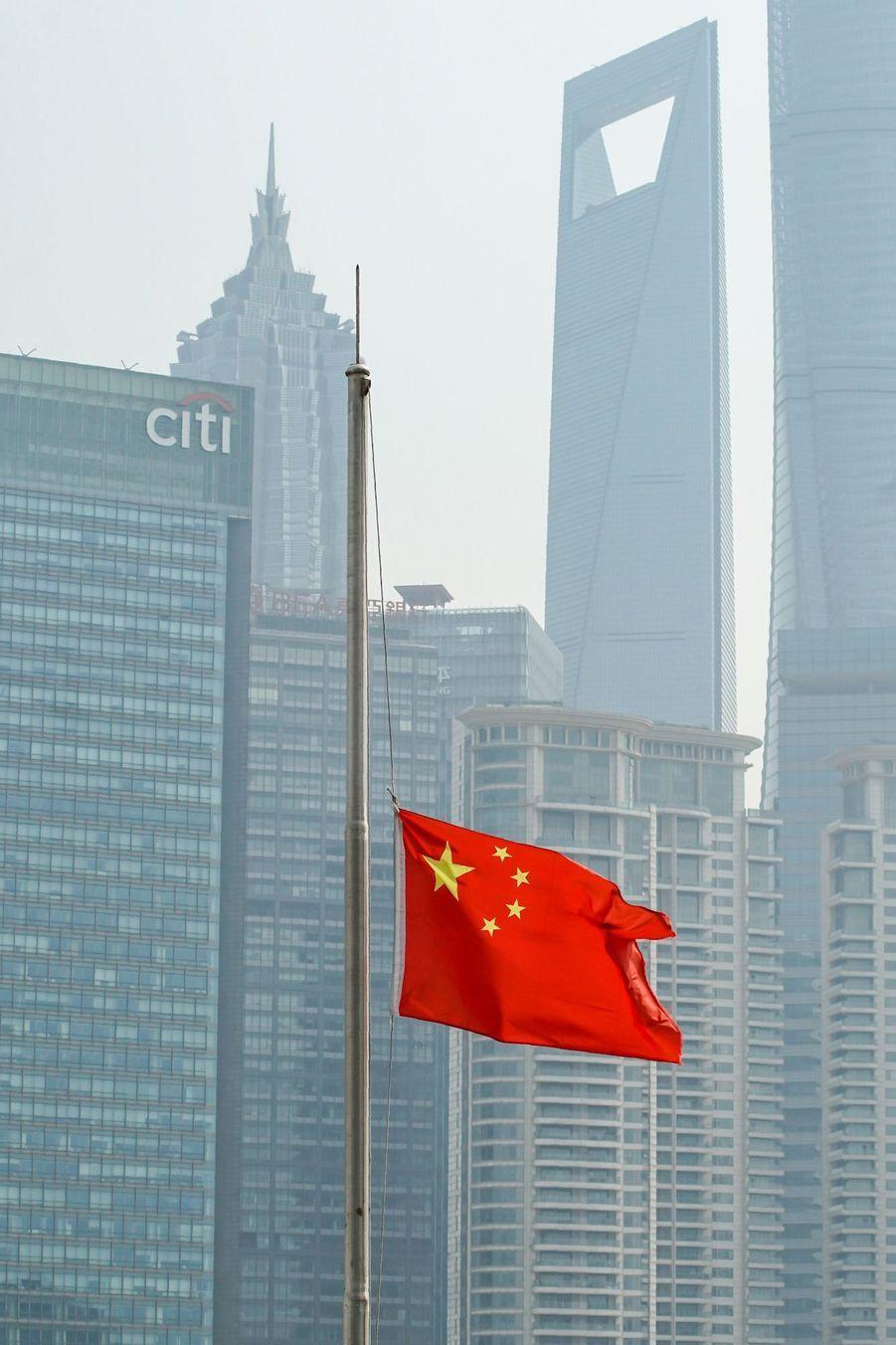 Shanghai, le 4 avril 2020.