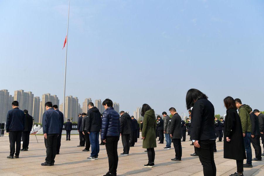 Nanchang, le 4 avril 2020.