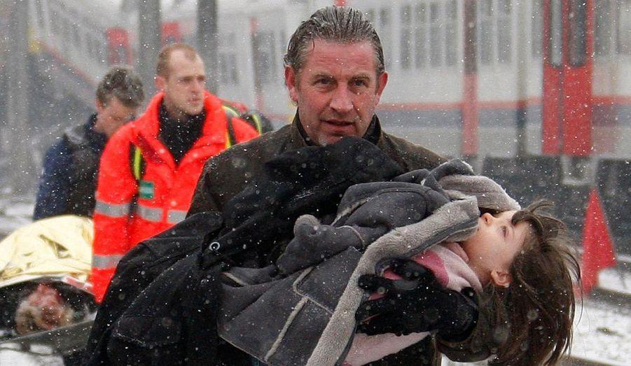 Des blessés dans un état grave