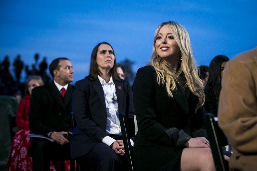 Tiffany Trump à Washington, le 30 novembre 2017.