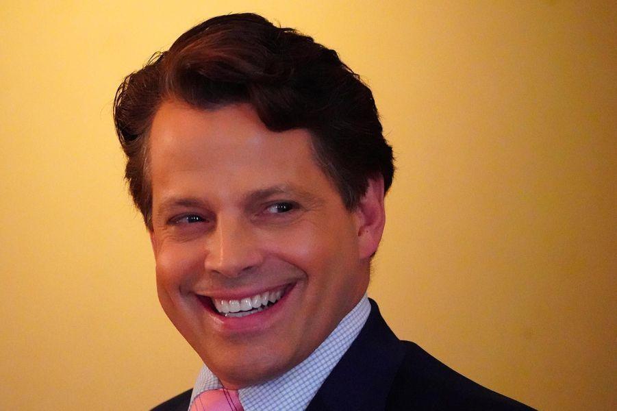 Anthony Scaramucci à New York, le 22 août 2018.
