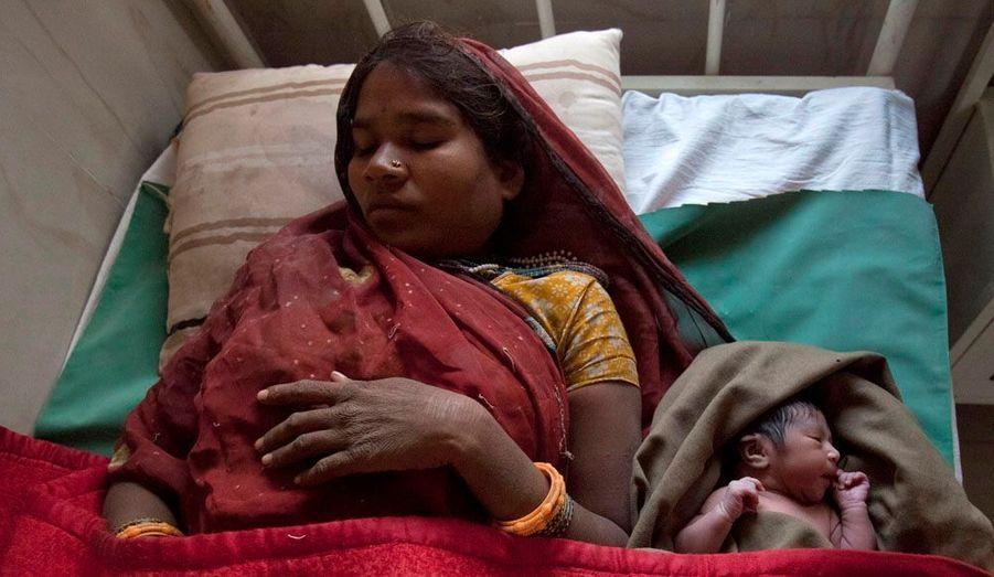 L'objectif pour l'UNICEF qui finance en partie le projet est de faire baisser les mortalités infantiles et maternelles.