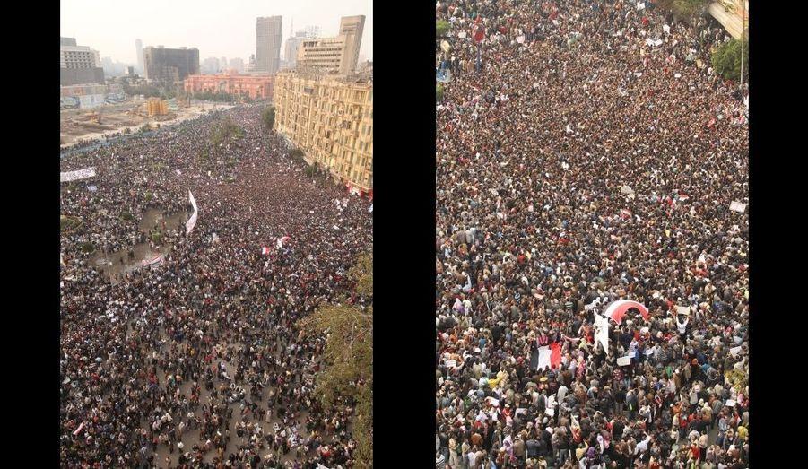 La marche du million de personnes