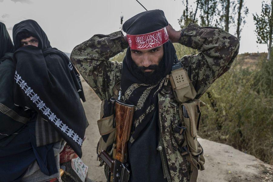 Dans le Wardak en territoire Taliban