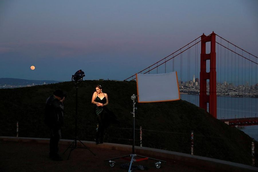 Photo prise à San Francisco
