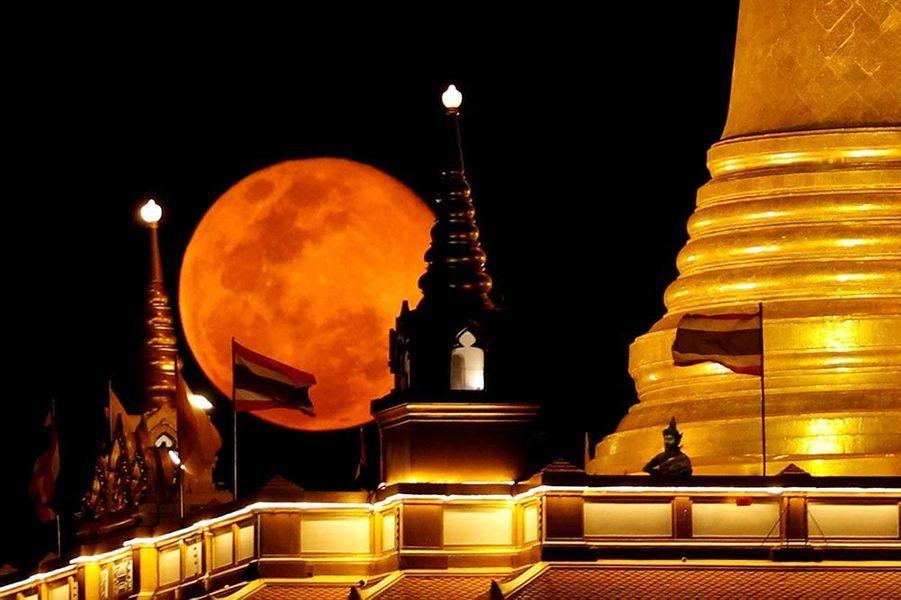 Photo prise à Bangkok