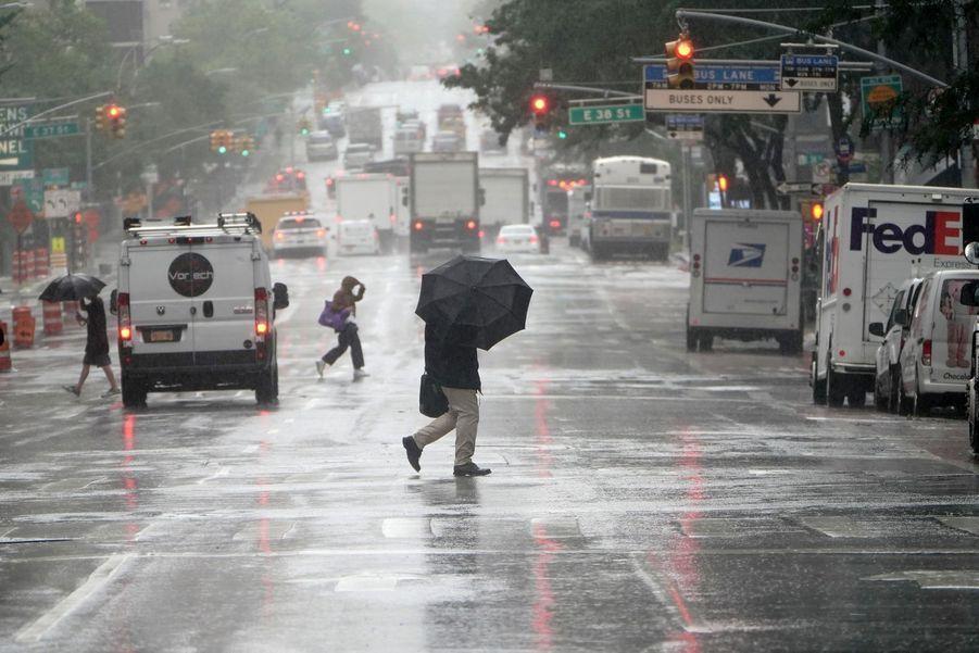 Manhattan le 4 août 2020.