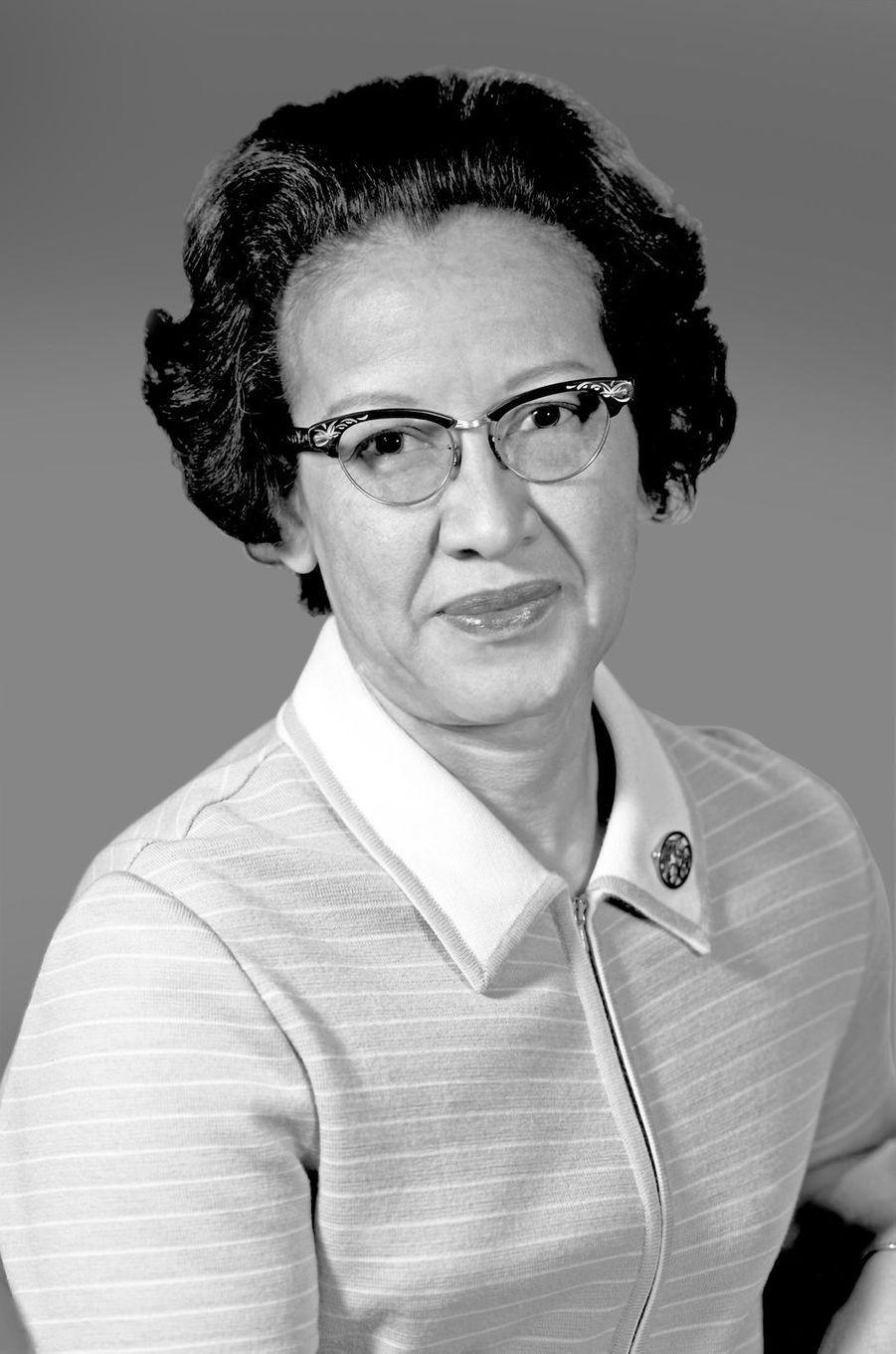 Katherine Johnson.
