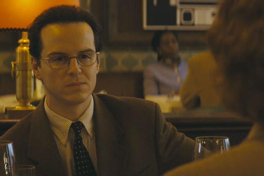 Andrew Scott incarne Anthony Julius dans «Le procès du siècle».