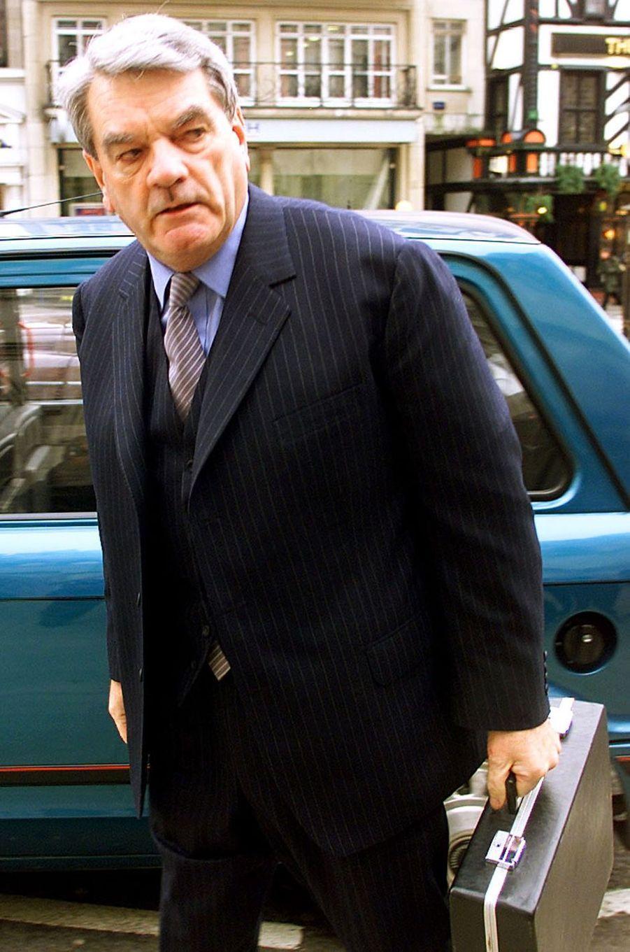 David Irving, en janvier 2000.