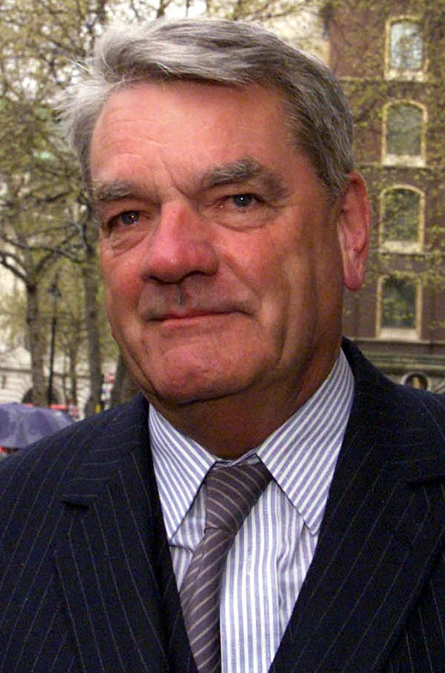 David Irving, en avril 2000.