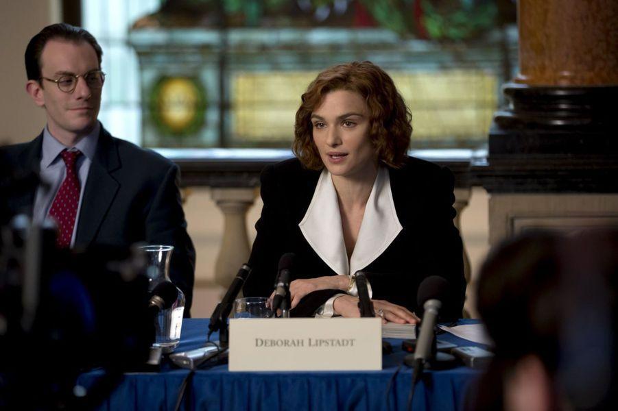 Rachel Weisz incarne Deborah Lipstadt dans «Le procès du siècle».