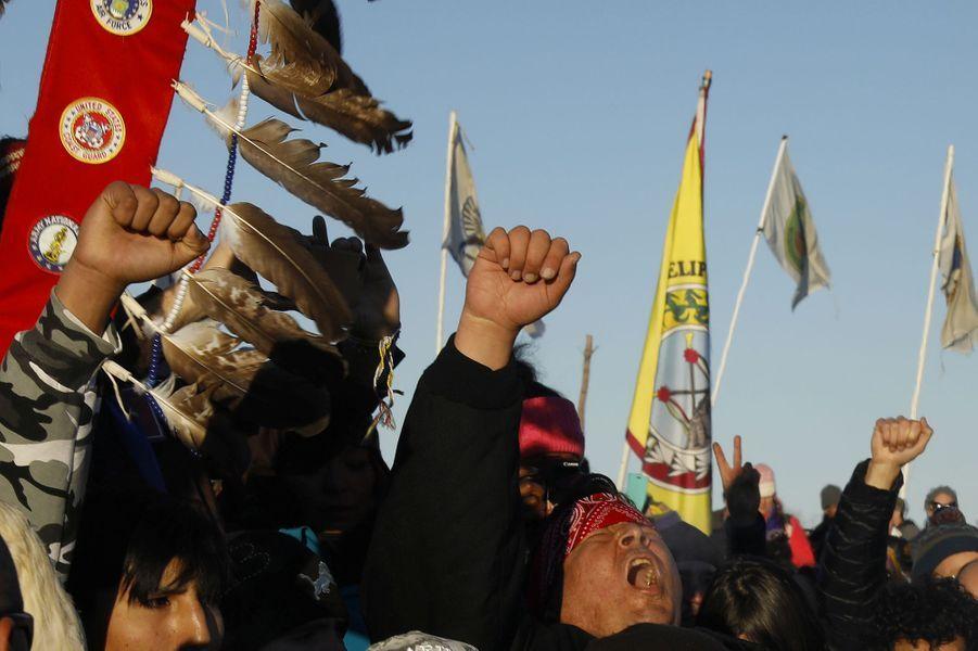 Une victoire pour les Amérindiens contre l'oléoduc.