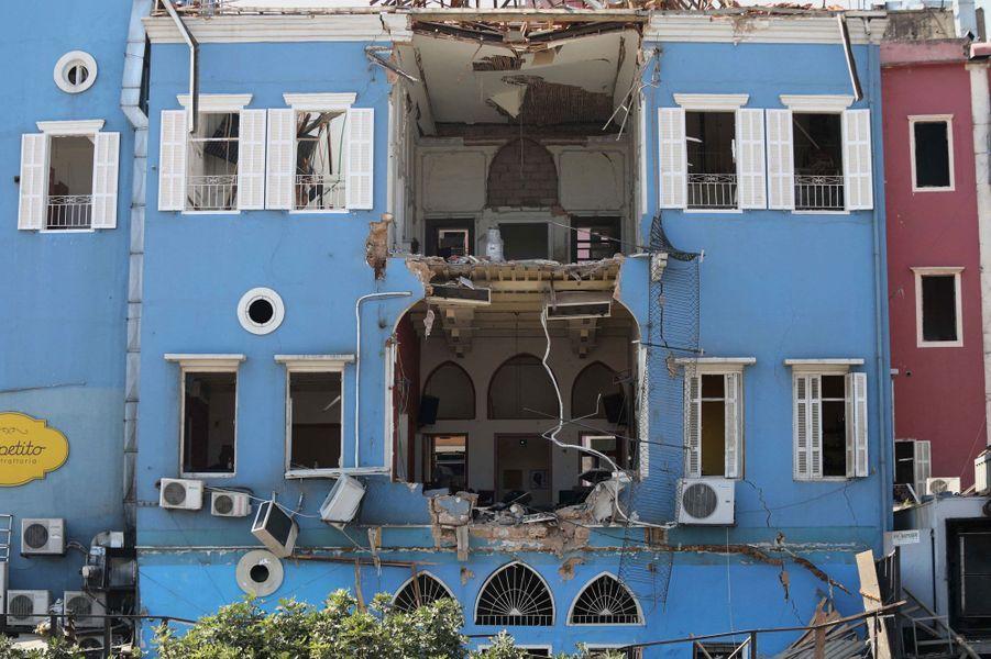 La vie détruite des habitants de Beyrouth