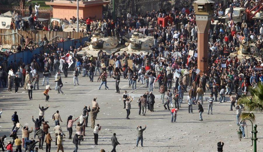 Des milliers au Caire