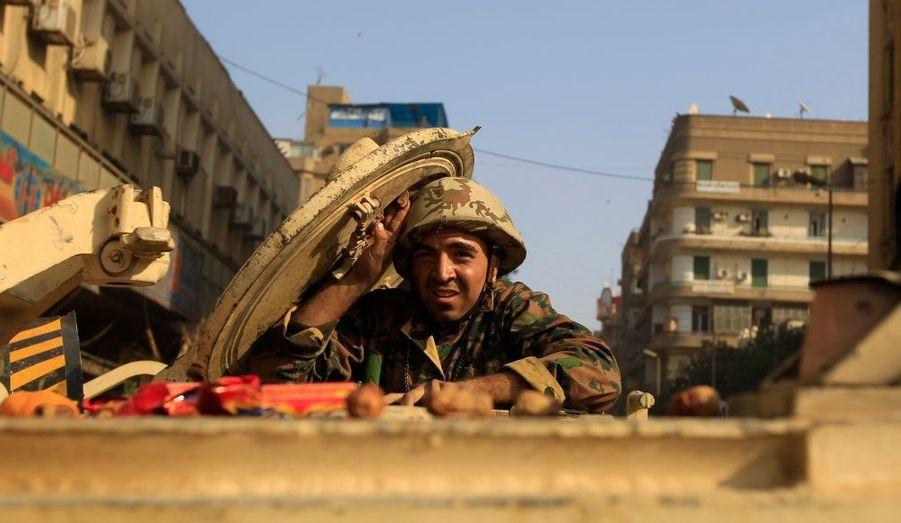 L'armée, soutien du peuple