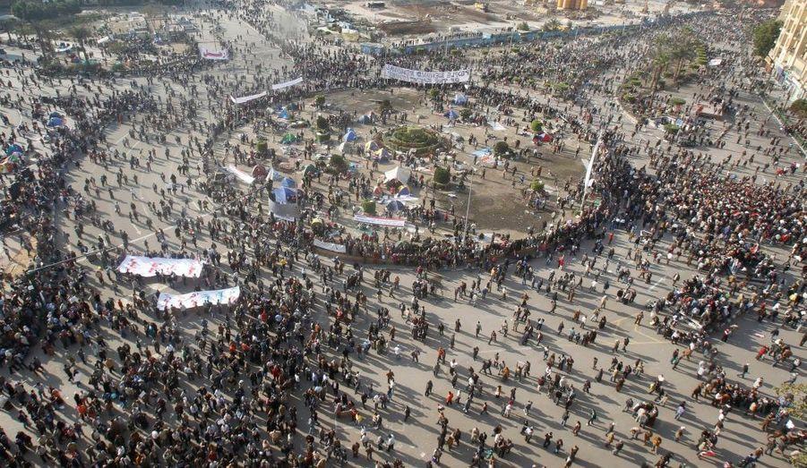 La place Tahrir