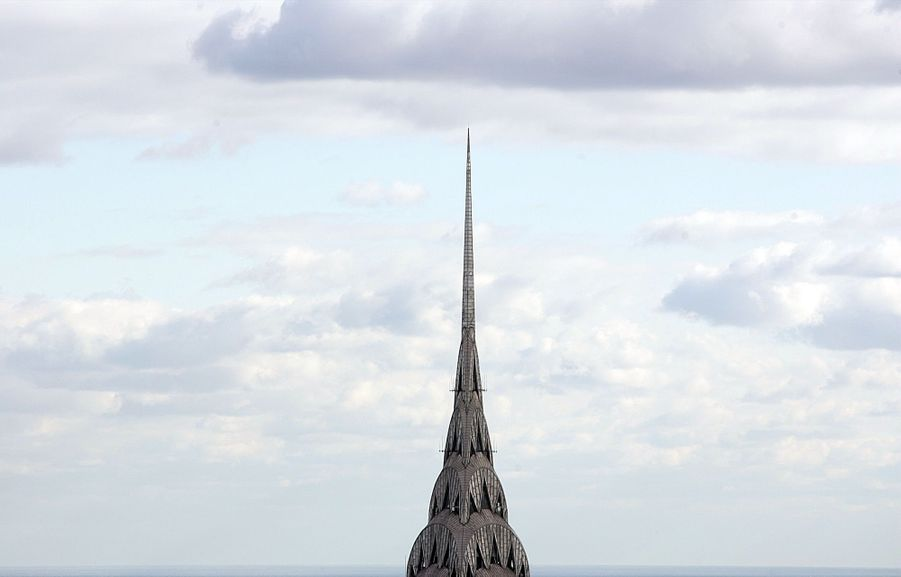 Le Chrysler Building ( 1