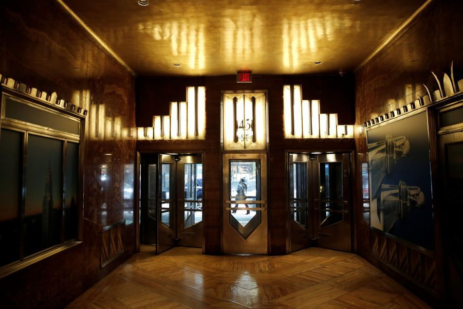 Le Chrysler Building ( 10