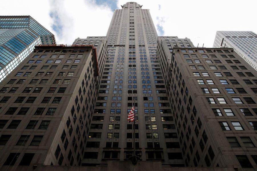 Le Chrysler Building ( 14