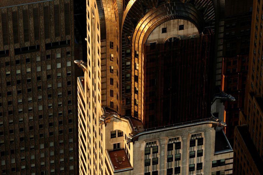 Le Chrysler Building ( 16