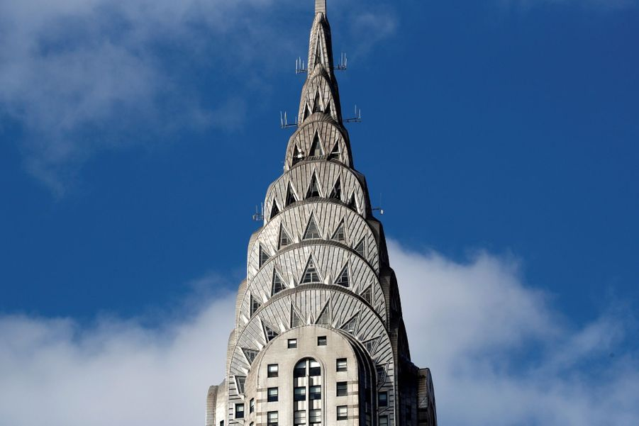 Le Chrysler Building ( 4