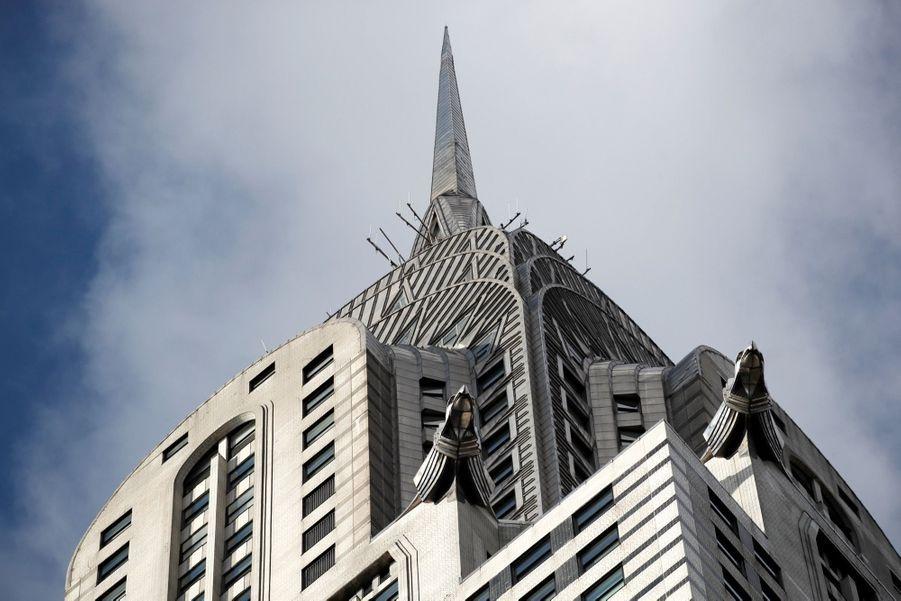 Le Chrysler Building ( 5