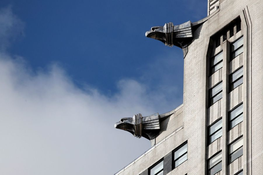 Le Chrysler Building ( 6