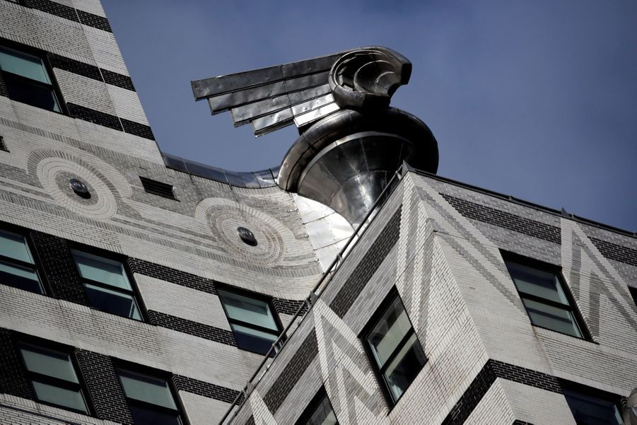 Le Chrysler Building ( 8