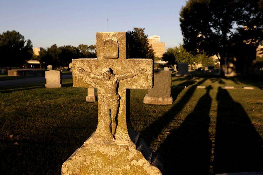 Le cimetière d'Oaklawn pourrait être la sépulture de nombreuses victimes.