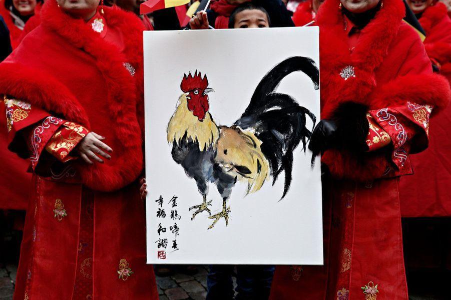 Fête du Nouvel An Chinois à Bruxelles