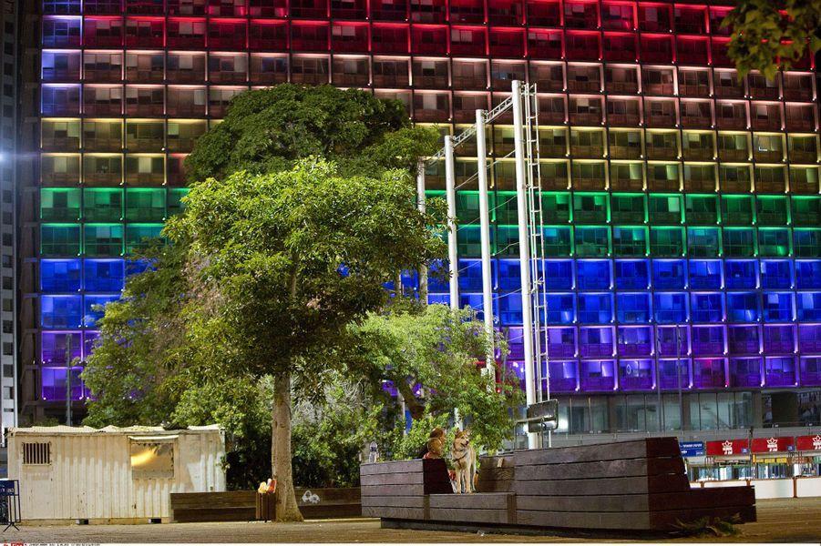 Tel-Aviv, Israël