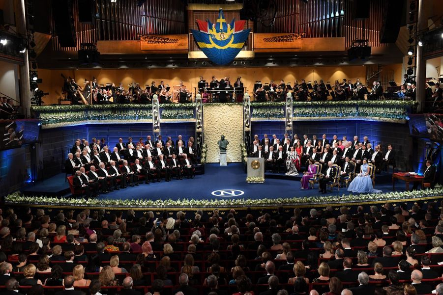 Rémise Des Prix Nobels 2017 10
