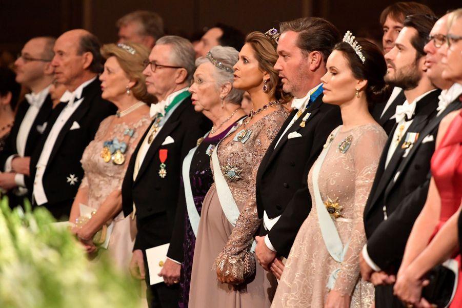Rémise Des Prix Nobels 2017 11