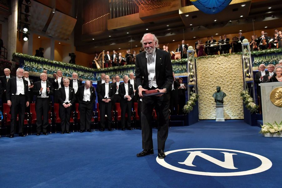Rémise Des Prix Nobels 2017 12
