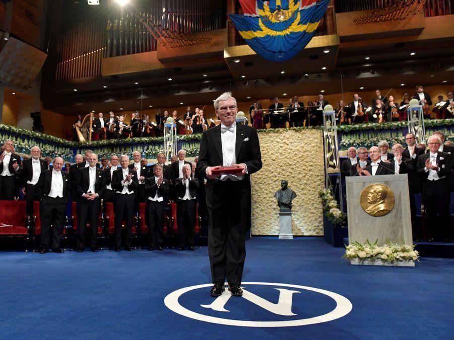 Rémise Des Prix Nobels 2017 15