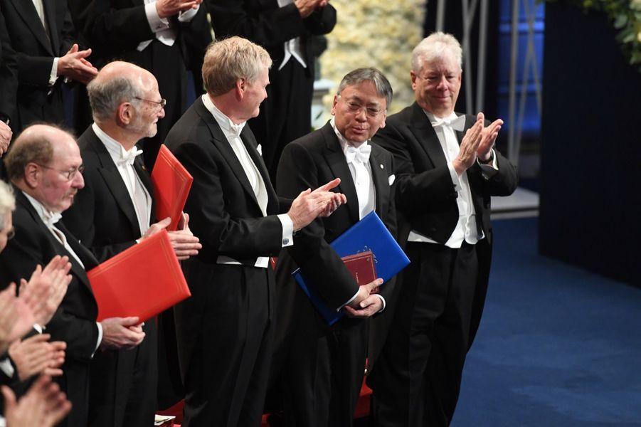 Rémise Des Prix Nobels 2017 19
