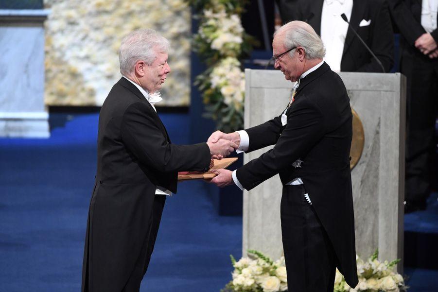 Rémise Des Prix Nobels 2017 20