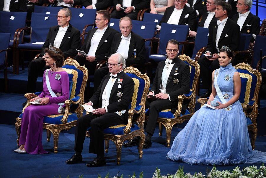 Rémise Des Prix Nobels 2017 9