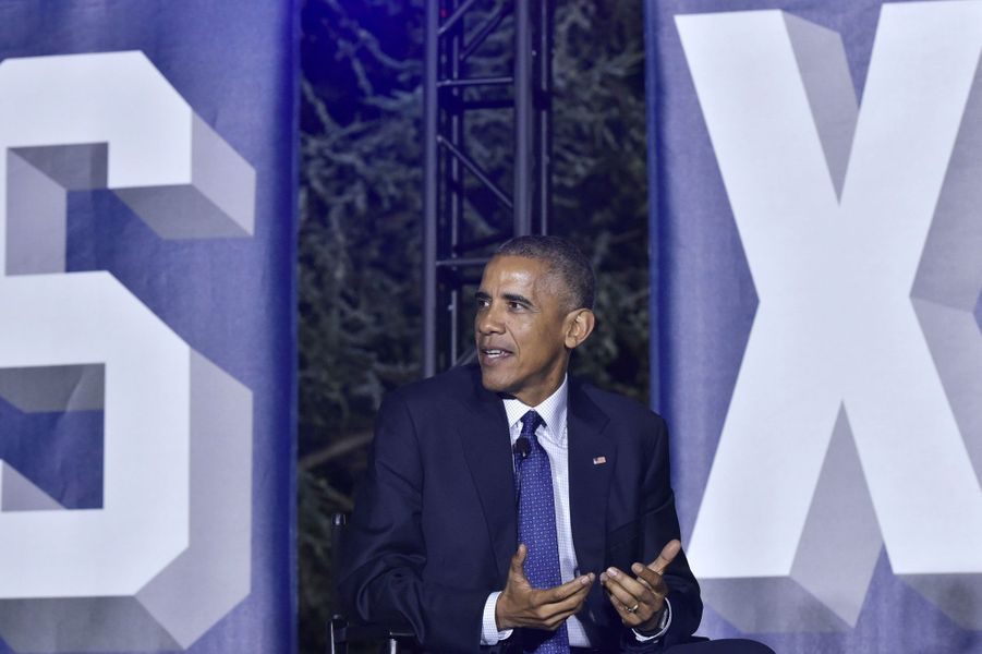 Leonardo DiCaprio et Barack Obama ensemble contre le réchauffement climatique
