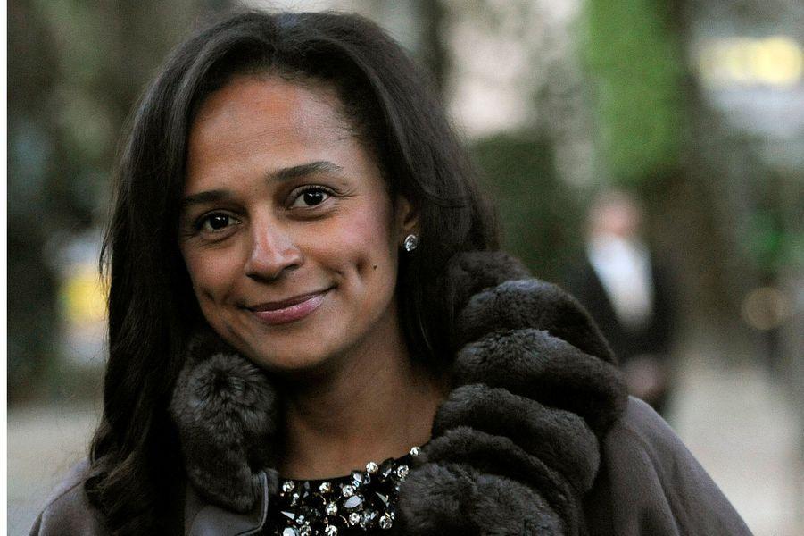 La fille du président angolais José Eduardo dos Santos n'a rien à envier à son père. Désignée femme la plus riche et la plus puissante d'Afrique par le magazine Forbes en 2013, Isabel est une entrepreneuse accomplie, avec une fortune estimée à 3,7 milliards de dollars. Un succès qu'elle doit à des études de gestion d'entreprise au King's College de Londres, et à ses nombreux investissements dans des domaines comme les télécoms, l'énergie, l'agro-alimentaire ou encore les diamants