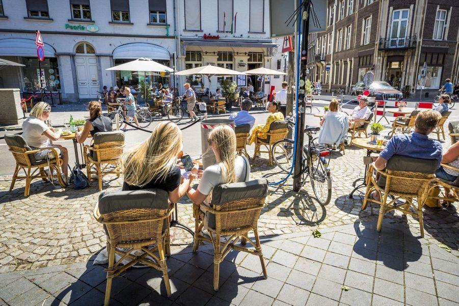 Maastricht, le 1er juin 2020 aux Pays-Bas.