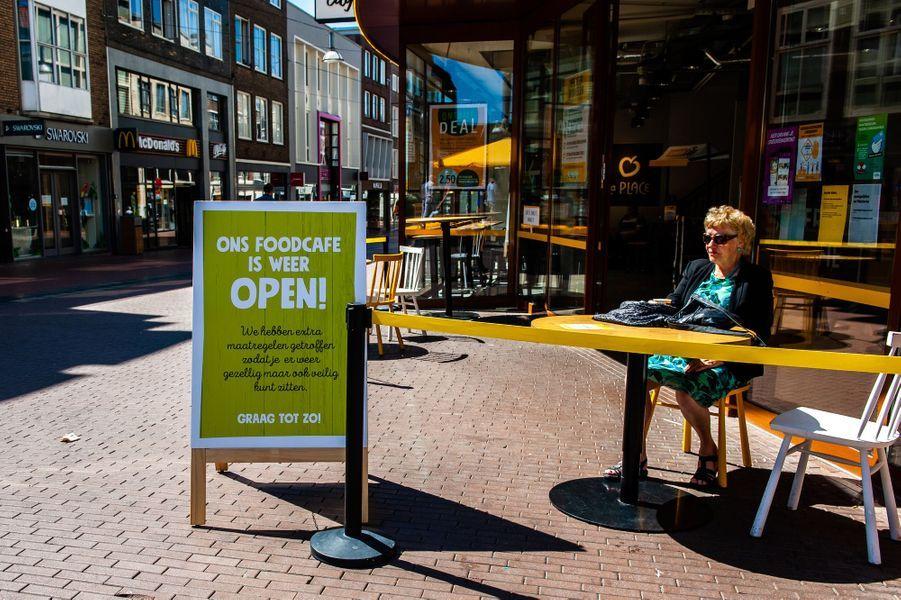 Amsterdam, le 1er juin 2020 aux Pays-Bas.