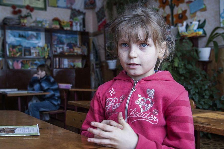 """A Zalishany, en Ukraine, les habitants vivent dans une """"zone 4"""": pas assez exposée aux radiations pour être évacuée, mais les problèmes de sant..."""