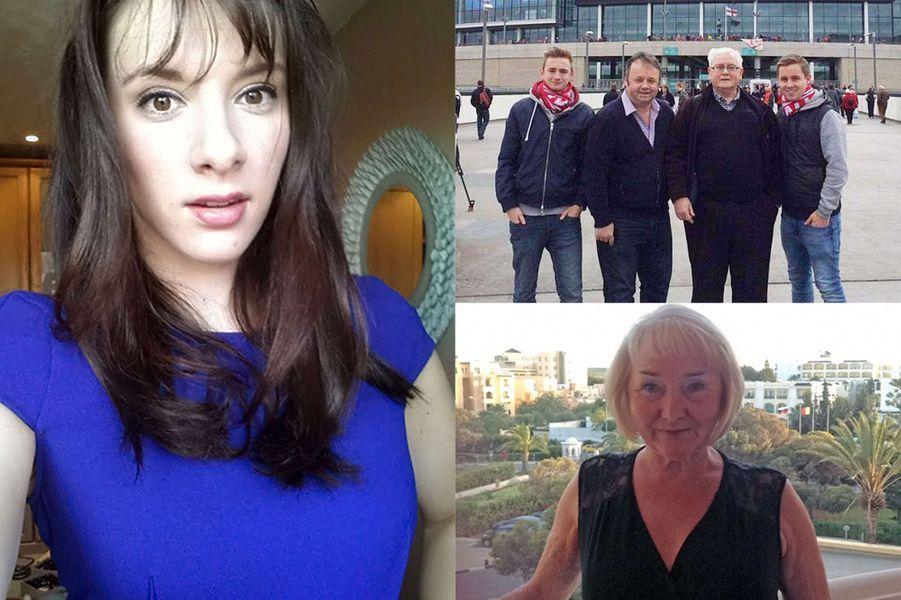 La Grande-Bretagne a payé le plus lourd tribut dans l'attaque de Port El Kantaoui, près de Soussevendredi quandle terroristeSeifeddine Rezguia ouvert le feu sur des vacanciers sur la plage, les poursuivant autour des piscines et jusque dans l'hôtel.Vingt victimes ont déjà été identifiées par les autorités tunisiennes, sur les 38 personnes tuées.Parmi elles, dix-huit Britanniques ont été identifiés. Les visages et les histoires de ses victimes s'affichent dans la presse britannique. Tout comme les hommages souvent très touchant de leurs proches, restés au Royaume-Uni ou rescapés de l'attaque. Parmi les histoires les plus marquantes, celle de Owen Richards, un adolescent, blessé à l'épaule, qui a perdu trois membres de sa famille, son frère de 19 ans, son oncle et son grand-père.Ou celle de Carly Lovett, une jeune blogueuse venue en vacances avec son fiancé. Elle avait échappé avec lui aux balles du tireur sur la plage., mais le terroriste a jeté une grenade sur eux alors qu'ils s'étaient réfugiés dans l'hôtel pensant y trouver plus de sécurité.L'attaque de l'hôtel Imperial Marhaba, revendiquée par l'Etat islamique, est d'ores et déjà la plus meurtrière pour les citoyens britanniques depuis les attentats suicides du 7 juillet 2005 à Londres, dont le pays s'apprête à commémorer le dixième anniversaire.