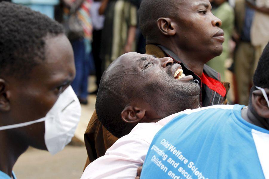 Les larmes du Kenya
