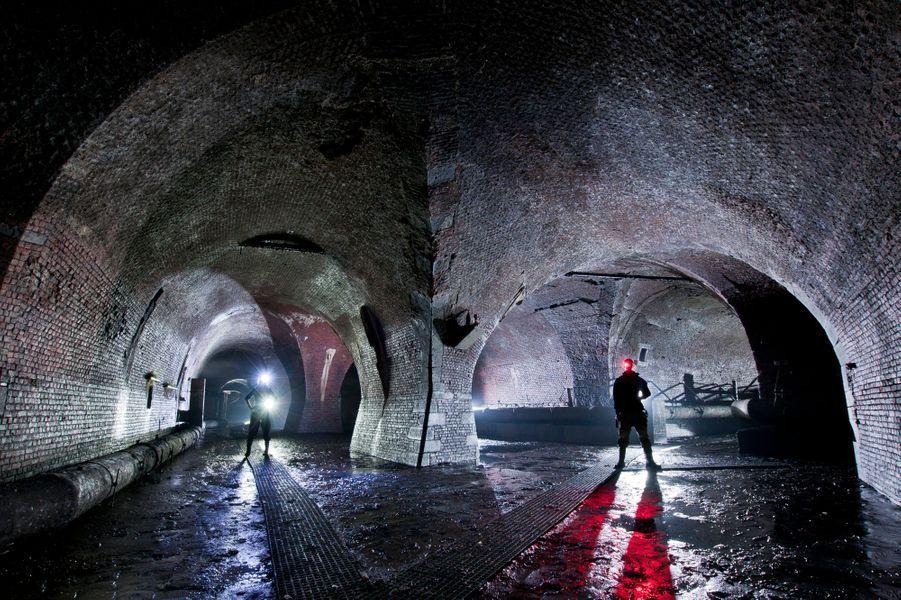 Les sous-sols de Londres